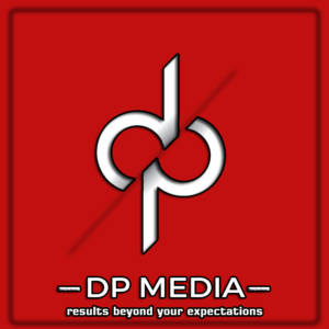 logo dp media in png